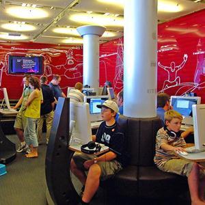 Интернет-кафе Рогнедино