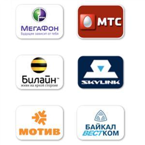 Операторы сотовой связи Рогнедино