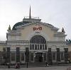 Железнодорожные вокзалы в Рогнедино