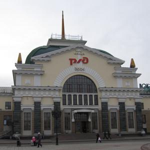 Железнодорожные вокзалы Рогнедино